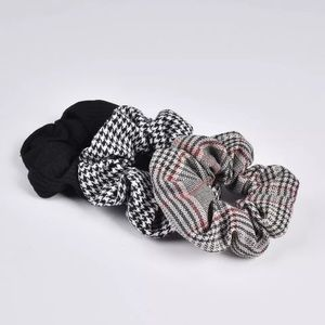 NEW Vintage Style Scrunchies Set Ponytail Holders